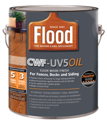 CWF-UV5-OIL שמן לדק