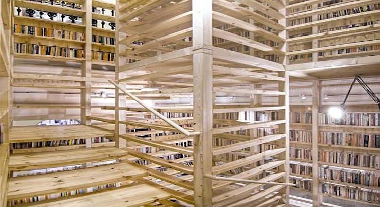 1:1 – אדריכלים בונים חללים קטנים מוזאון V & A תערוכת קיץ 2010