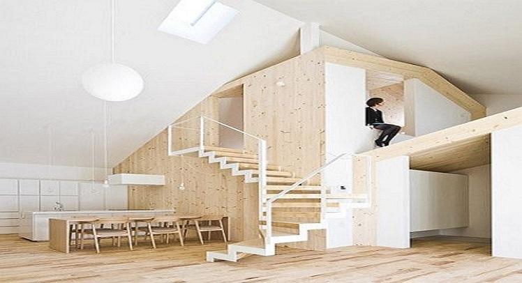 House K – המבנה המיוחד של האדריכל היפני