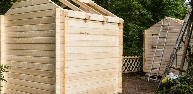 מחסן עץ – כל הסיבות לבניית מחסן עץ