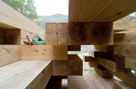 בית עץ - I-WOOD