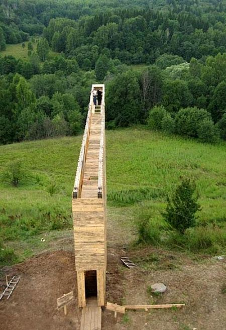 גשר עץ, גשר של תקווה